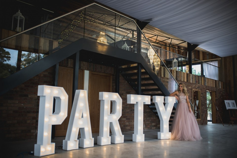 West Yorkshire Wedding Decor, Styling & Prop Hire - Celebratory Words