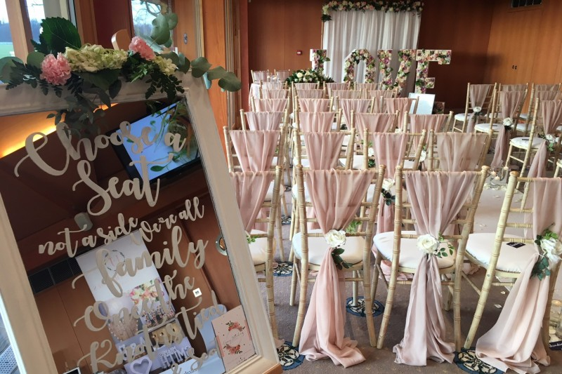 Floral Love Letters For Hire Weddings Birthday Parties