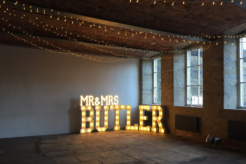 light up letters to hire in halifax