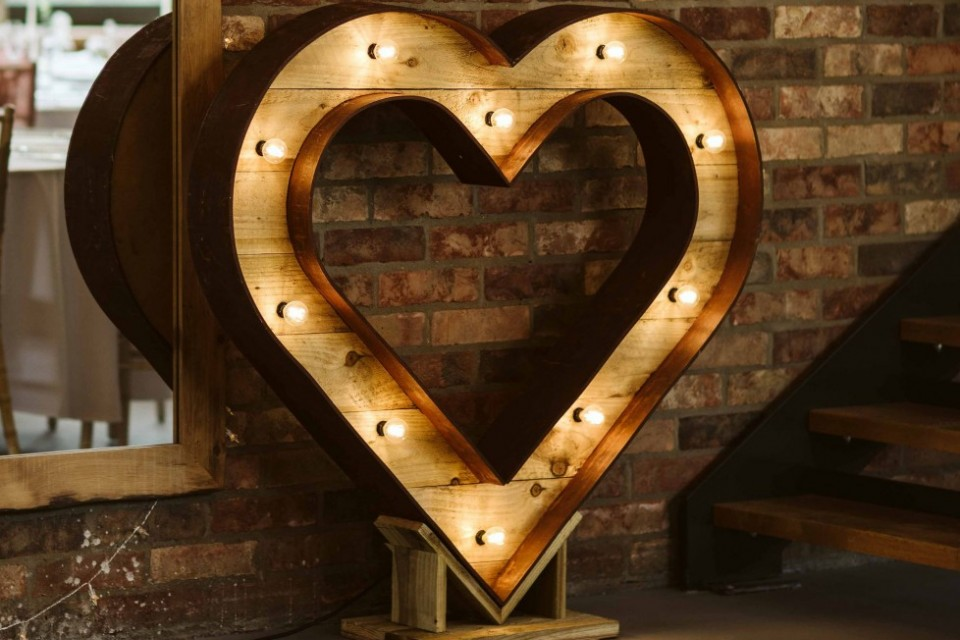 West Yorkshire Wedding Decor, Styling & Prop Hire - Reclaimed Heart