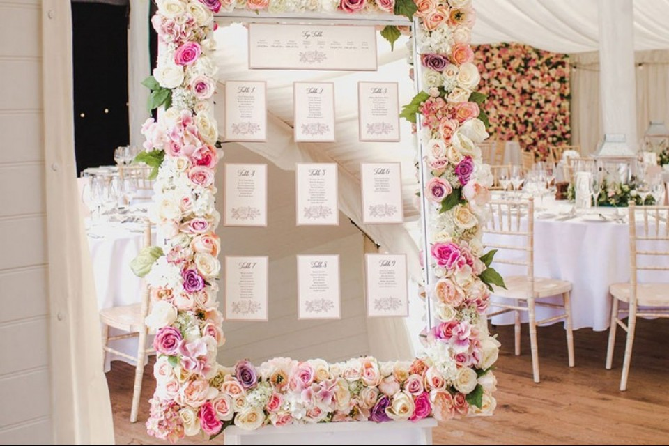 Wedding Decor, Styling, Prop Hire - Sheffield - The Pretties Wedding Package