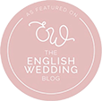 The English Wedding Blog recommended supplier