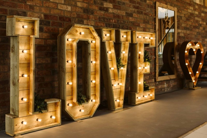 Rustic Love Letter Hire York Yorkshire