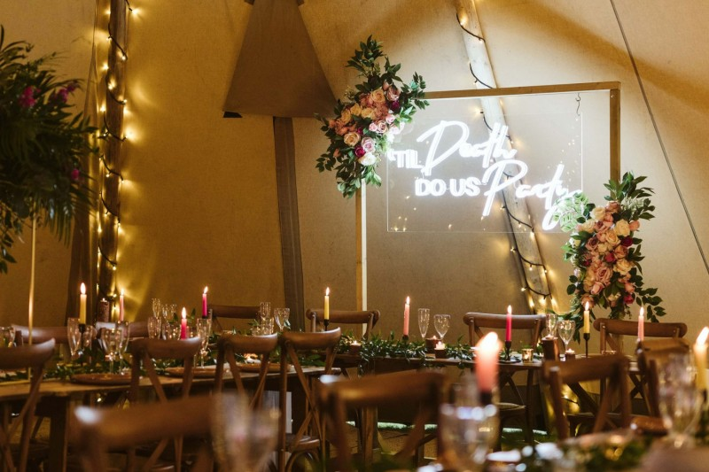 Blush Florals to Hire