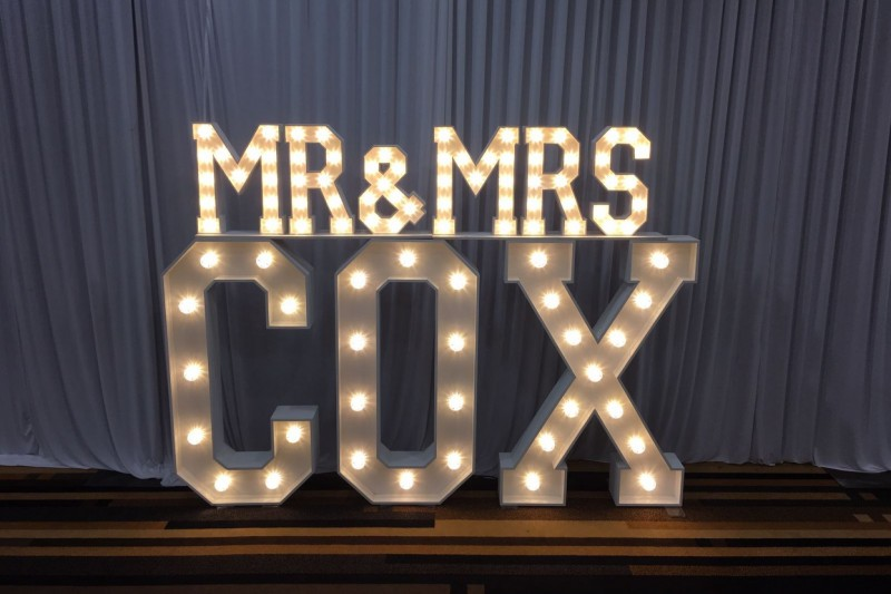 light up surnames for hire york