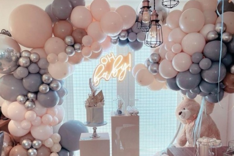 Baby Shower Decor to Hire