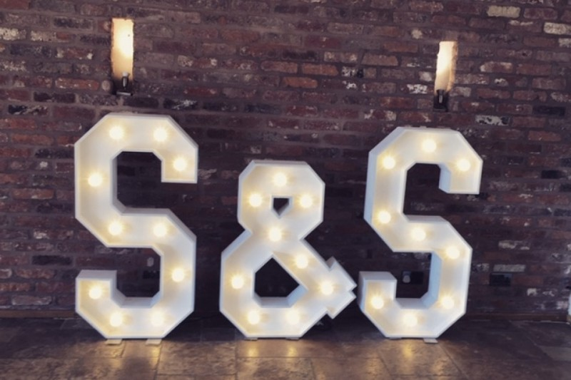 light up letter hire swancar farm